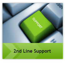 2nd line support